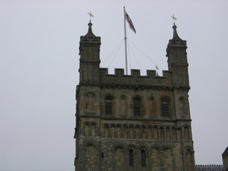 a norman tower