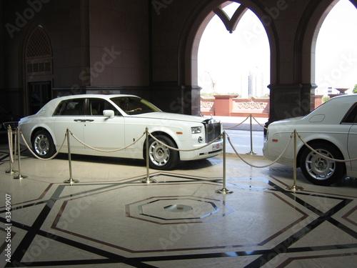 emirates palace, fuhrpark