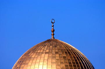 masjid omar dome