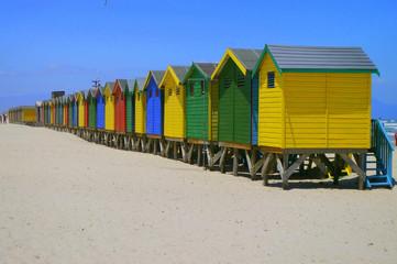 beachfront huts