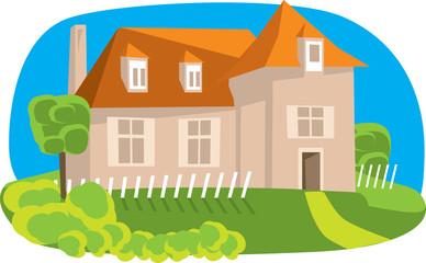 immobilier - maison