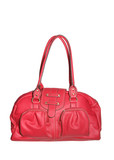pink purse poster
