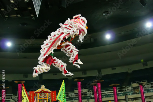 flying lion