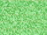 green ceramic tiles poster