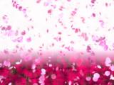 Obłok różowych kwiatków - 3358783