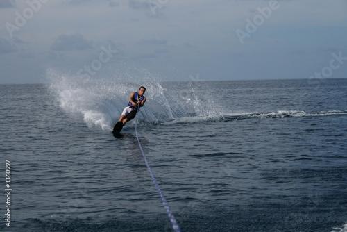 Foto op Plexiglas Water Motorsp. water ski