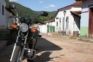 goais velho motorcycle