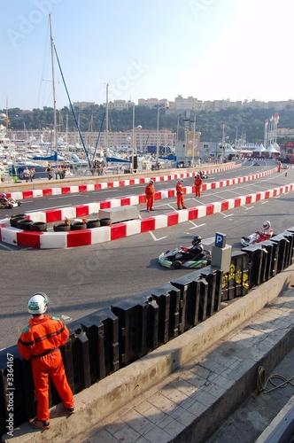 monaco karting training world championship