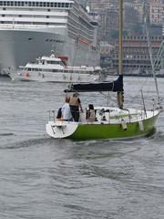 imbarcazioni in porto