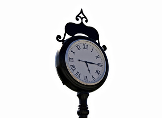 clock-outdoor-ornate