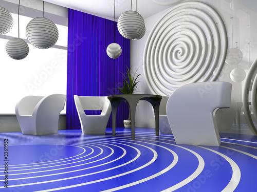 modern interior decoration