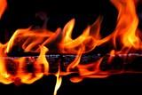 Fototapety fire