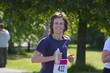 runner running for charity