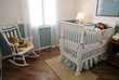 beautiful baby's room home decor