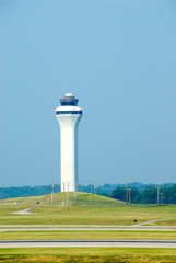 airport control tower, air traffic control