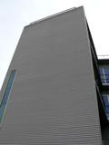 facade moderne,  paris 19. poster