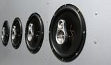 car audio speakers poster