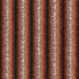 rendering of copper pipes poster