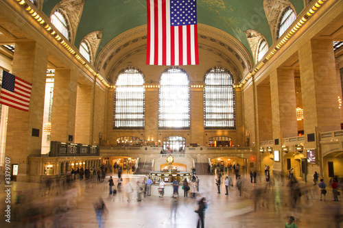 grand central terminal - 3379707