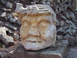 head of maya.