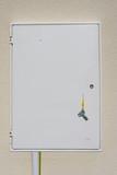electric meter box poster