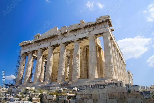 Foto op Canvas Athene the acropolis
