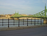 bridge in budapest poster