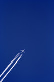 Fototapety airplane jet