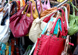 purse street vendor poster
