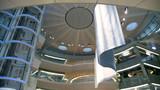 futuristic atrium poster