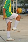 football skills poster