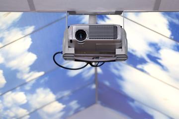 pendant projector