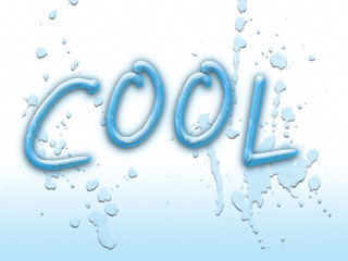 cool blue gel