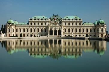 belvedere palast in wien