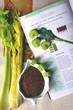 medicinal herbs - apium graveolens