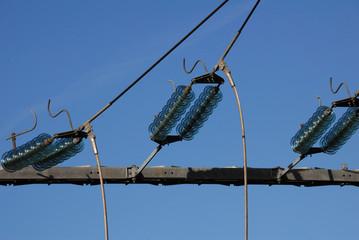 isolateurs electriques