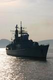 british warship poster