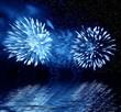 firework in holidays