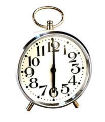 06:00 on alarm clock