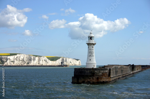 dover harbour - 3439337