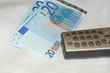 das liebe Geld