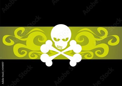 skull totenkopf pirat