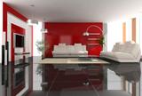 Fototapety modern interior