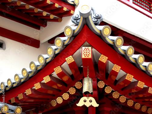 oriental roof design