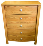 contemporary oak chest of drawers poster