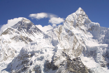 mount everest 8848 meter – nepal