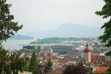 rapperswil city