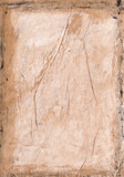 grunge paper with vertical creases poster