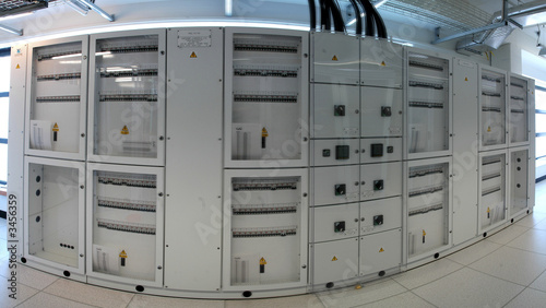 big power supply panorama hosting