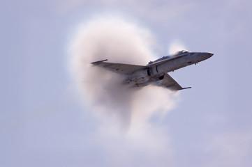 vapor burst